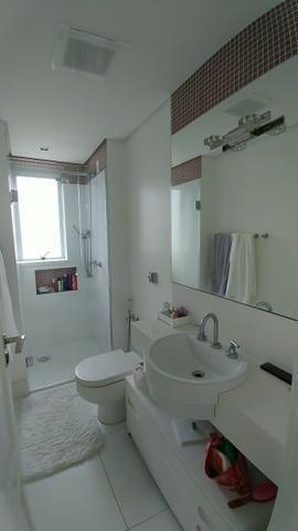 Apartamento bem mobiliado de 3 dormitórios no Centro de Florianópolis - SC - Foto 14