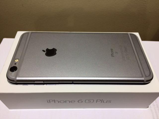 VENDO iPhone 6S Plus - (novo!)