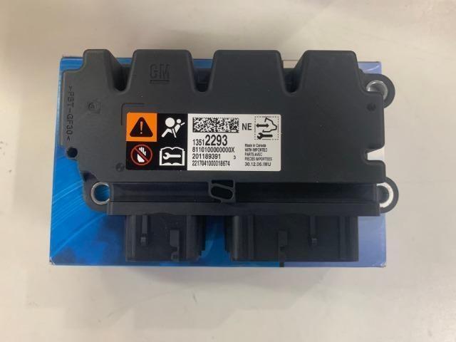 Módulo do Sensor do Airbag e Diagnóstico Cruze 2016 Gm 13512293