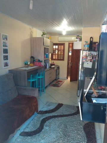 Casa 2 quartos alvenaria pronta pra financiamento sapucaia do sul - Foto 2