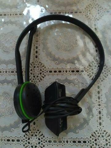 Xbox One - jogos, fone, bateria e carregador - Foto 3