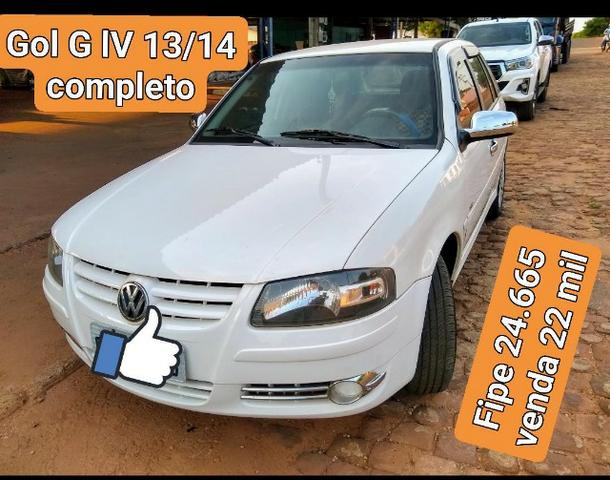 Gol G4 Ano 2013/2014 completo 1.0