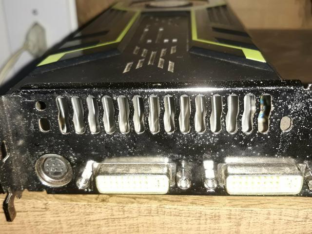 Placa de video - XFX 512mb DDR3 - Foto 2