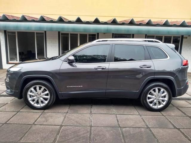 JEEP Cherokee 3.2 V6 LIMITED 4P - Foto 5