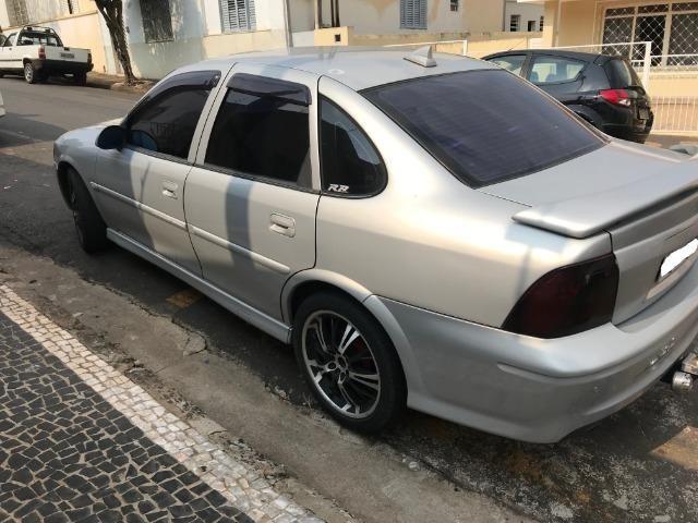 Vectra 2003 2.0 8V - Foto 4
