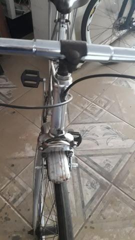 Bicicleta antiga marca Peugeot - Foto 3