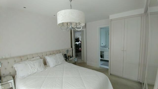 Apartamento bem mobiliado de 3 dormitórios no Centro de Florianópolis - SC - Foto 7