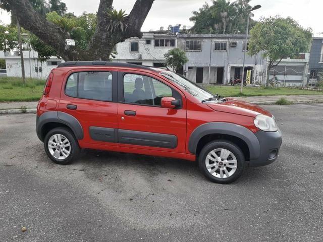 Fiat Uno Way 2012 1.0 COMPLETO SO COM WELINGTON