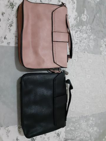 Bolsas de ombro - Tachinhas coloridas - Foto 4