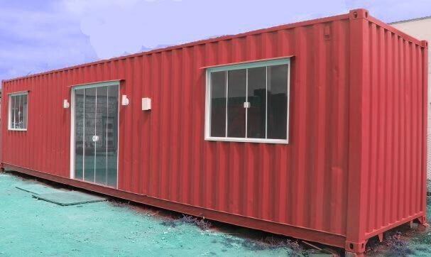 Casa Container dry 30M²