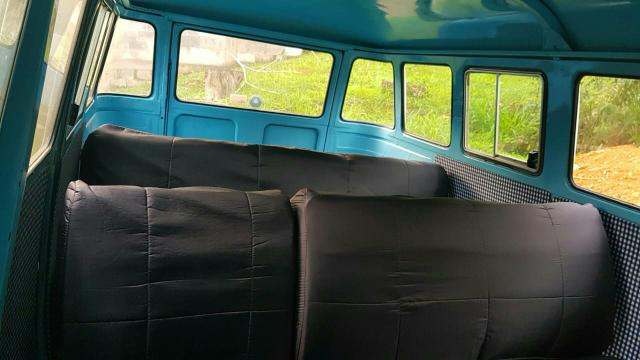 Vendo kombi antiga modelo corujinha1972 - Foto 7