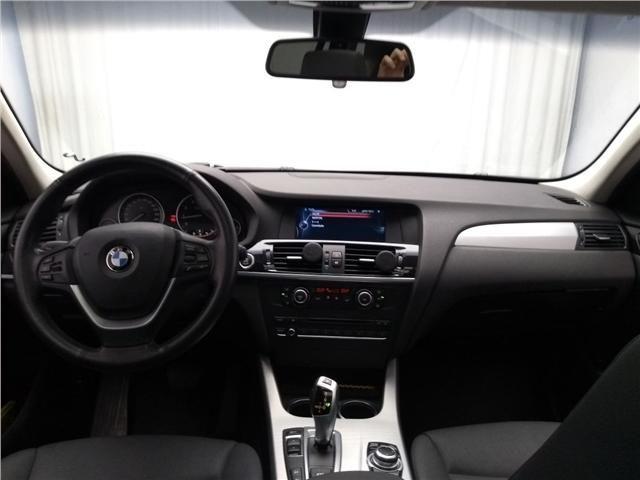 Bmw X3 2.0 20i 4x4 16v gasolina 4p automático - Foto 12