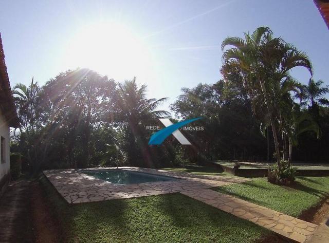 Sítio à venda com casa 3 quartos 75000 m² por r$ 1.800.000 - santo afonso - betim/mg - Foto 4