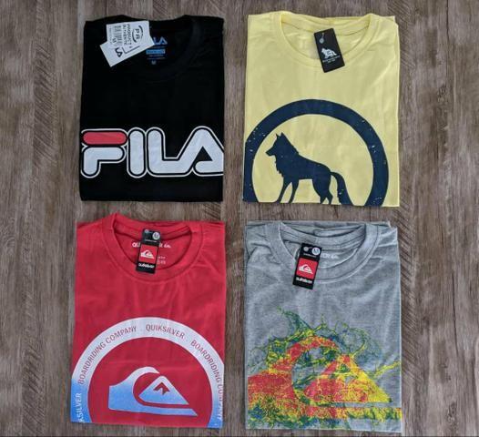 10 Camisas por 150,00 reais - Foto 3
