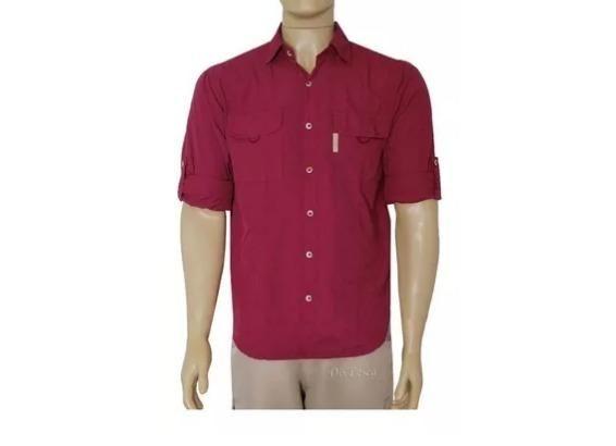 Camisa c/ Proteção UV 30+ Ballyhoo Crisis - NOVA - Foto 3