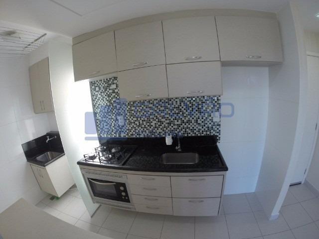 MR- Excelente apartamento na Praia da Baleia, 2Q com suíte e Varanda Gourmet - Foto 7