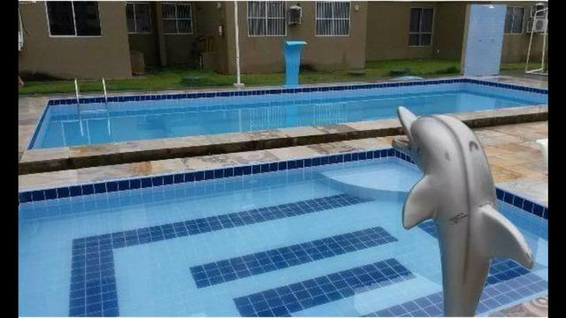 Alugo Apartamento 2 quartos com ar condicionado na Torquato tapajós - Foto 8