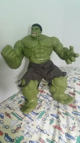 Boneco Hulk Verde