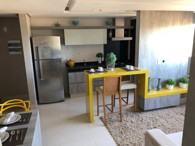 Apartamento 2qts 1suite 1vaga, alto padrao, lazer, prox shopping Buriti, ac financiamento