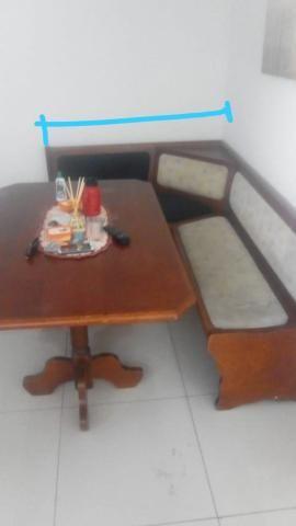 Mesa em L