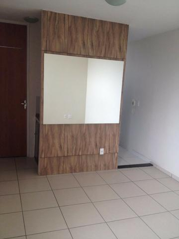 Alugo Apartamento 2 quartos com ar condicionado na Torquato tapajós - Foto 2