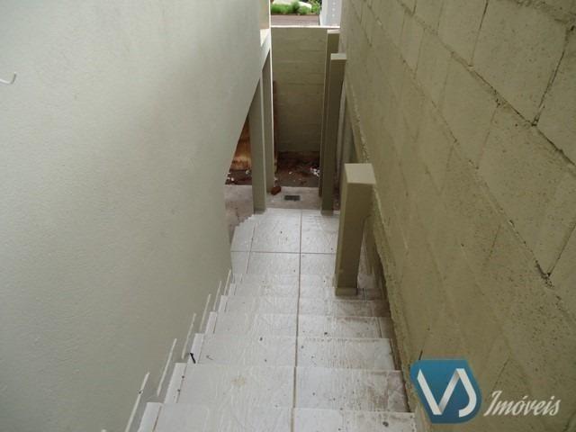 Casa assobradada no Jd. Monte Sinai para locação, 3 quartos, 140 m² - Londrina/PR - Foto 17