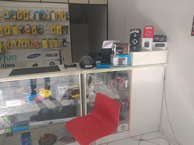 Vendo loja de assistência e acessórios de celular - Foto 2