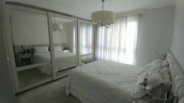 Apartamento bem mobiliado de 3 dormitórios no Centro de Florianópolis - SC - Foto 8