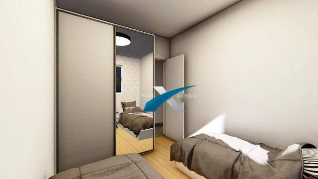 Apartamento com 3 dormitórios à venda, 80 m² por r$ 369.999 - havaí - belo horizonte/mg - Foto 6