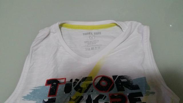 Camiseta regata infantil - Foto 3