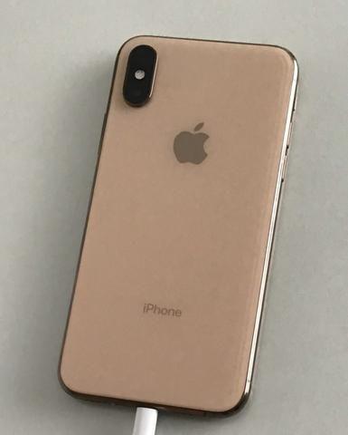 IPhone XS 64gb dourado - Foto 3