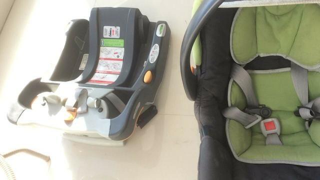 Bebê conforto + base para carro - Foto 2