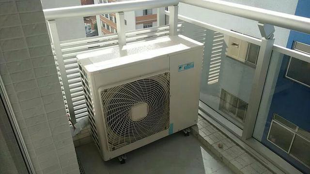 Inalação e manutenção de ar condicionado