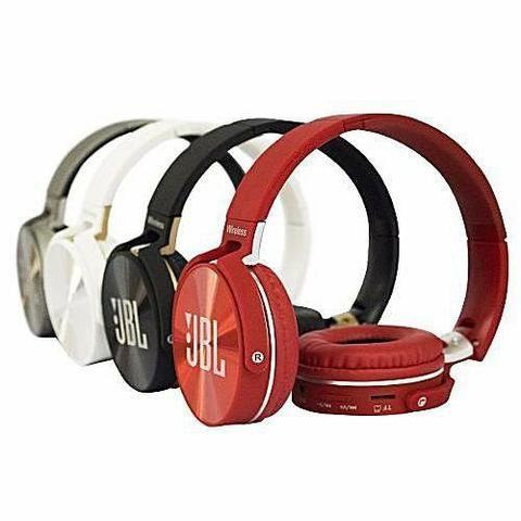 Fone De Ouvido JBL S950 Bluetooth Headphone Mp3 Sd Promoção - Foto 4