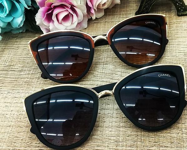 Óculos de sol Tiffany Dior Ana Hickmann Chanel so 29,99 ... d39dd3f9f6