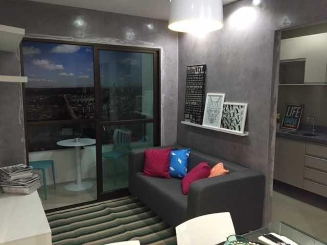 Apartamento pronto para morar no cordeiro - Lazer completo - Piso em porcelanato - Foto 7