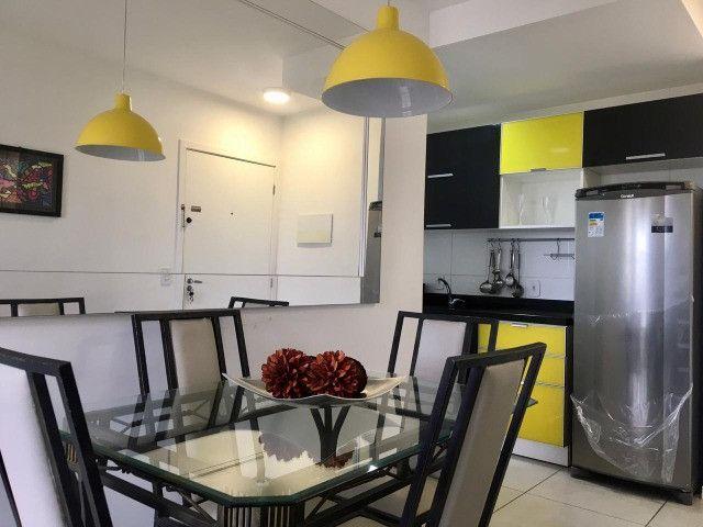 Boulevard das Palmeiras - 3 dormitórios com suíte semi mobiliado, vaga coberta - Foto 3