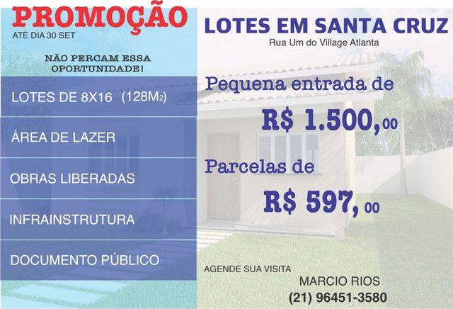 Loteamento com RGI da área total, com entrada de 1500 reais - Foto 18