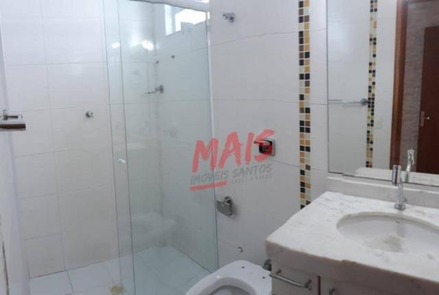 Casa com 3 dormitórios à venda, 105 m² - Ponta da Praia - Santos/SP - Foto 9