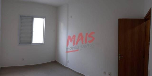 Casa com 3 dormitórios à venda, 105 m² - Ponta da Praia - Santos/SP - Foto 15