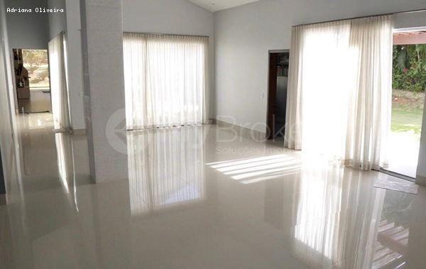 Casa em Condomínio para Venda em Goiânia, Residencial Aldeia do Vale, 3 dormitórios, 3 suí - Foto 3