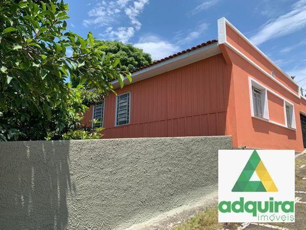 Casa com 3 quartos - Bairro Jardim Carvalho em Ponta Grossa - Foto 3