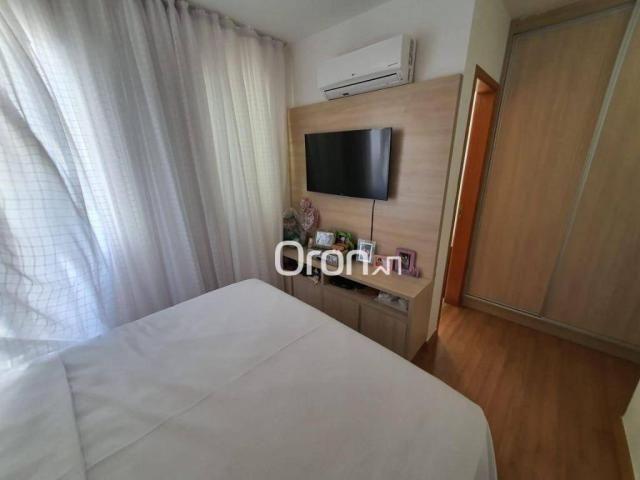 Apartamento com 3 dormitórios à venda, 106 m² por R$ 470.000,00 - Setor Goiânia 2 - Goiâni - Foto 9