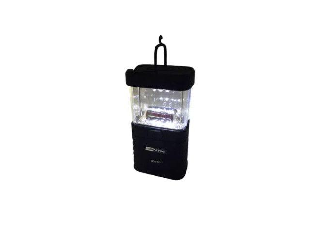 Mini lampião NTK com iluminação em 360°, compacto e em material resistente de 20 lúmens - Foto 5