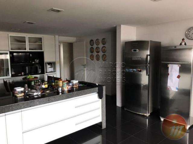 Apartamento à venda com 4 dormitórios em Ponta verde, Maceio cod:V453 - Foto 20