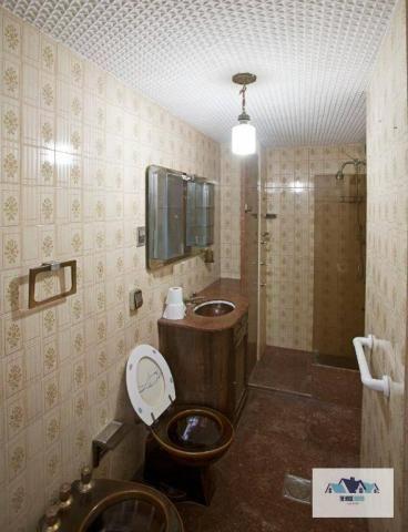 Apartamento com 3 dormitórios à venda, 130 m² por R$ 949.000 - Duas vagas de garagem - Pra - Foto 17