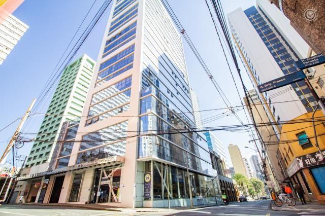 Escritório para alugar em Centro, Curitiba cod:8456 - Foto 19