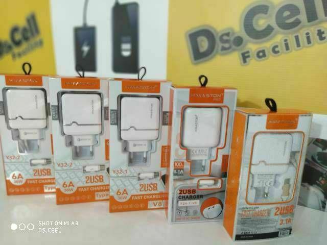 Carregador pra smartphone Samsung, LG, Motorola e Xiaomi  - Foto 5