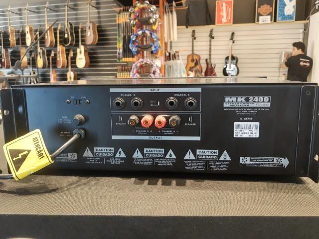 Amplificador Mark Audio 400W RMS (Novo) - Foto 4