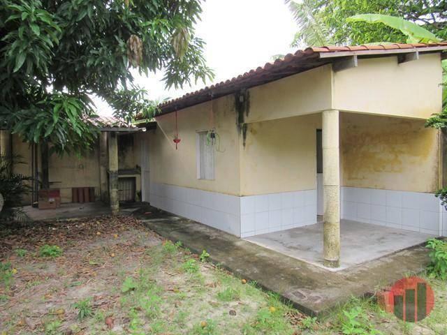 Sítio com 4 dormitórios para alugar, 1600 m² por R$ 1.500,00/mês - Jardim Icaraí - Caucaia